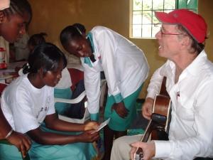 Courtesy of Starfish International - Gambia