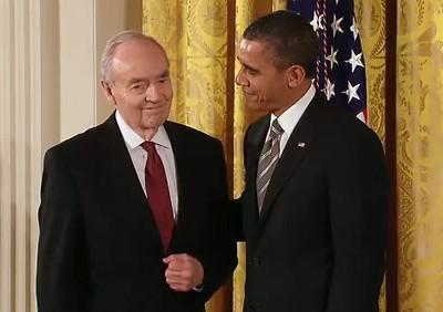 Senator Wofford and President Obama