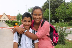 amber and yassin