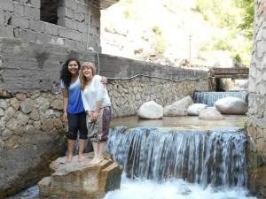Noureen and Britta