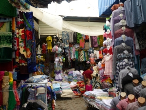 Tajikistan bazaar