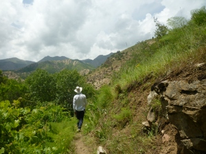 Tajikistan hike