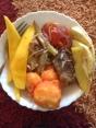 Traditional Zanzibari food, photo credit: Fiona Lloyd-Muller
