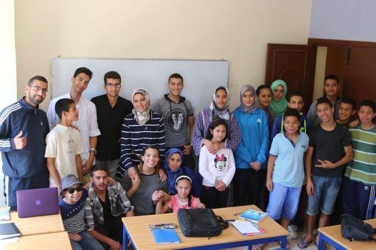 women's center sasha's class_sasha